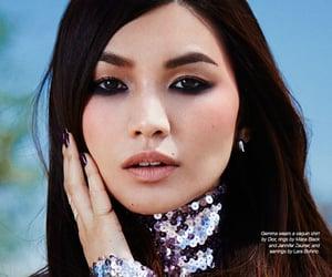 Chan, eyebrow, and gemma image