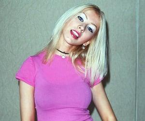 90s, aesthetic, and christina aguilera image