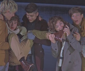 music video, gotta be you, and one direction image