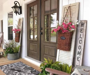 inspiration, outdoor living, and porch image