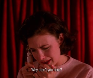 90s, cry, and david lynch image