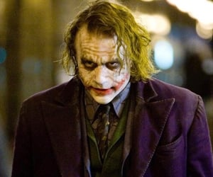 joker, batman, and movie image