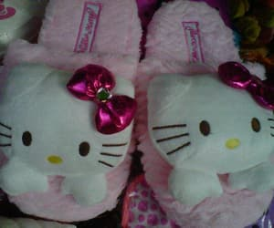girly, hello kitty, and kawaii image