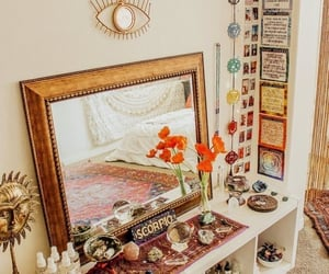 aura, room, and witch image