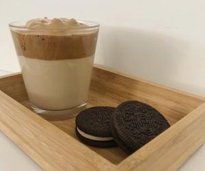 coffee, food, and oreo image