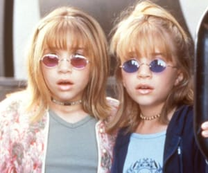 80's, 90's, and ashley olsen image