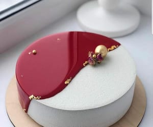 red, Blanc, and dessert image