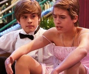 aesthetic, 00's, and dylan sprouse image