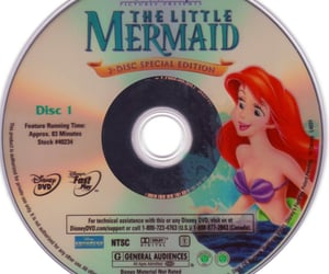 cd, disc, and disney image