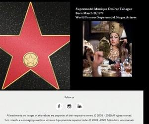 Supermodel Monique Desiree Taitague