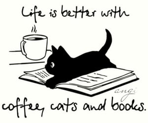 Coffee, Cats and Books