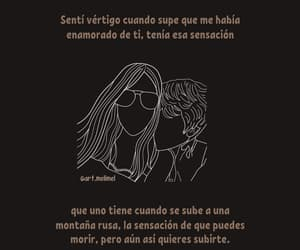 amor, drawing, and quotes image