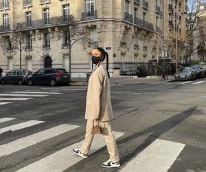 braids, paris, and street image