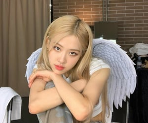 angel, kpop, and rose image