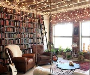 books and interior image