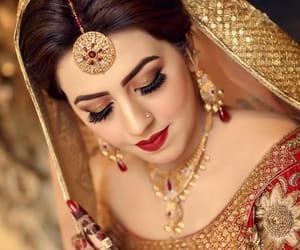 bridal, bridal dress, and bridals image