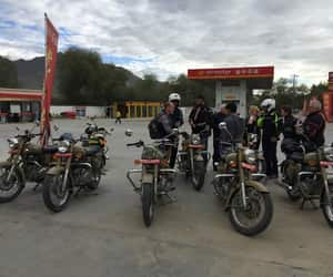 trekking nepal and motorcycle tour in nepal image