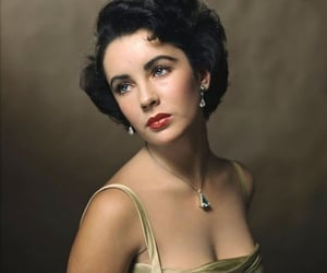 accessories, Elizabeth Taylor, and celebrity famous actress image