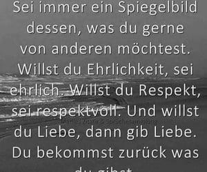 liebe, respekt, and zurück image
