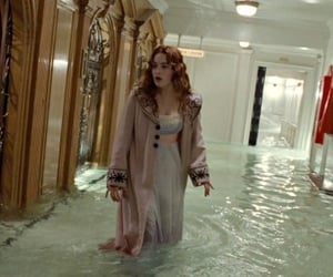 titanic, kate winslet, and movie image