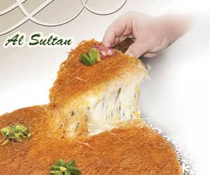 arabic sweets, arabic sweets in dubai, and kunafa sweets in dubai image