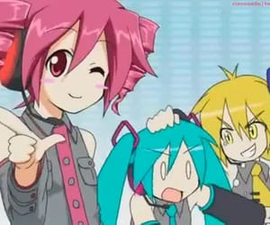 article and vocaloid image