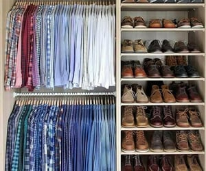 addiction, closet, and clothes image