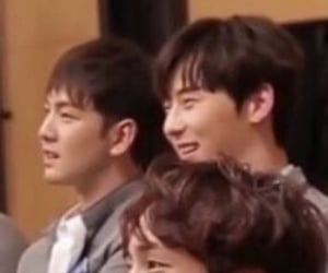 pd101, minhyun, and nuest image