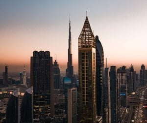 cities, big city, and night image