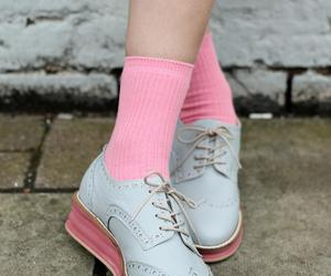 fashion, shoes, and oxford image