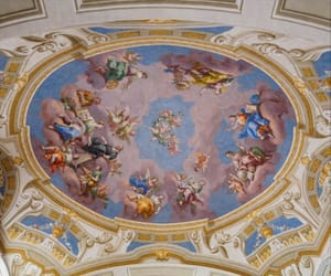 fashion, palace, and museum image