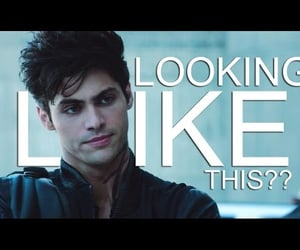 video, alec lightwood, and shadowhunters image