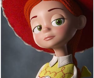 jessie, wallpapers, and toy story image