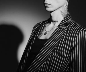 fashion, andy black, and suit image