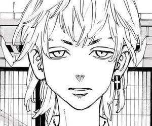 manga, mitsuya, and tokyo revengers image