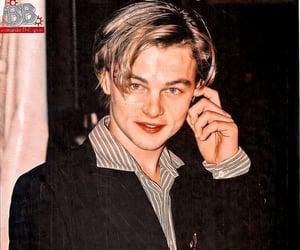 Leo, leonardo dicaprio, and 90s image