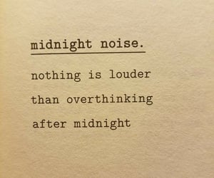 quotes, midnight, and life image