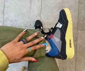 jordan, nike, and sneakers image