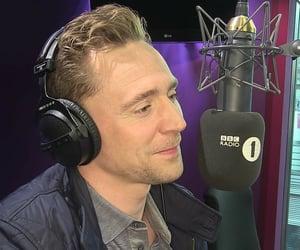 bbc, bbc radio, and tom hiddleston image