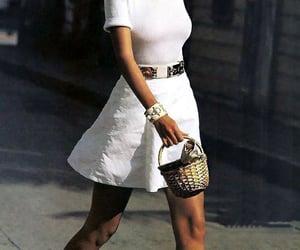 fashion, vintage, and model image