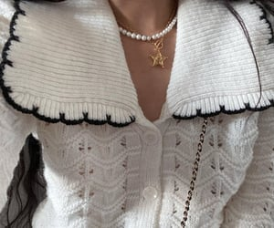 accessories, aesthetic, and cardigan image