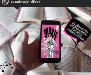 moxie, feminismo, and libro feminista image