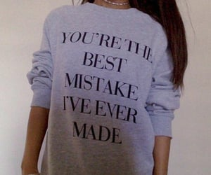 t-shirt, ari, and ariana grande image