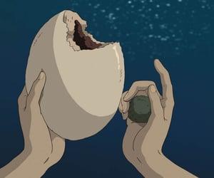anime, food, and spirited away image