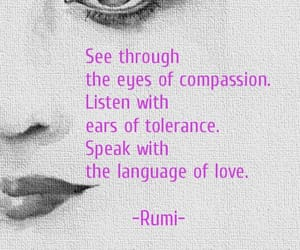 compassion, humanity, and quote image
