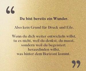 deutsch, Wunder, and horizont image