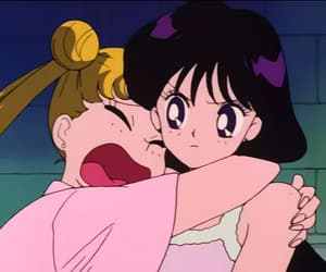 usagi tsukino, anime, and sailor moon image
