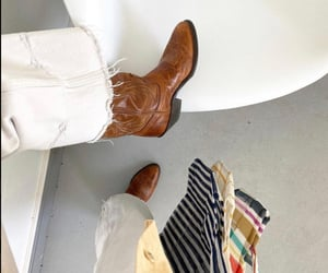 beauty, fashion, and boots image