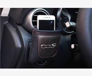 500, black, and car image