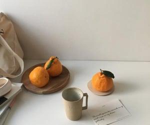 aesthetic, fruit, and mug image